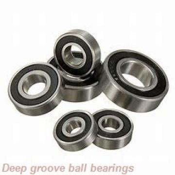 3,175 mm x 9,525 mm x 3,967 mm  NMB R-2ZZ deep groove ball bearings