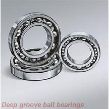 85 mm x 110 mm x 13 mm  KOYO 6817-2RU deep groove ball bearings