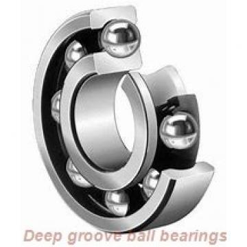 30 mm x 55 mm x 13 mm  NTN 6006N deep groove ball bearings