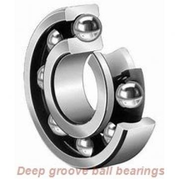50,8 mm x 66,675 mm x 7,938 mm  KOYO KBC020 deep groove ball bearings