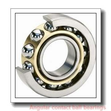 45 mm x 85 mm x 19 mm  SKF S7209 CD/P4A angular contact ball bearings