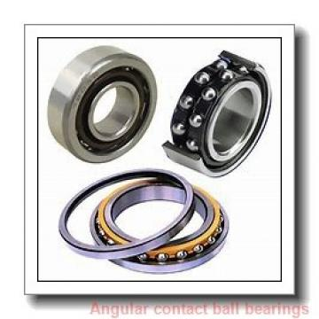 15 mm x 35 mm x 11 mm  NSK 15BSW02 angular contact ball bearings