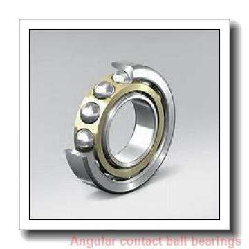 40 mm x 68 mm x 15 mm  SKF 7008 ACD/P4AH angular contact ball bearings