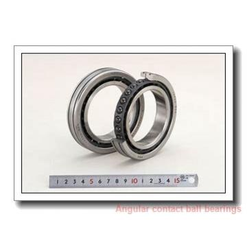 45 mm x 84 mm x 41 mm  NSK 45BWD03CA101**SA angular contact ball bearings
