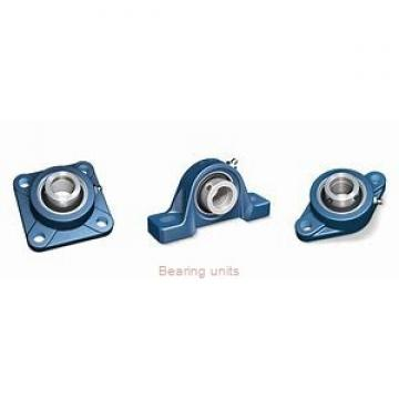 SNR EST207 bearing units