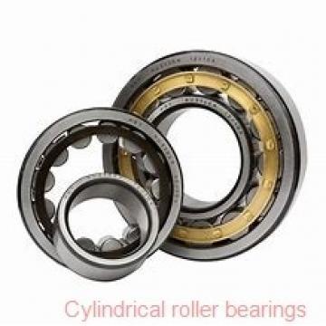 95 mm x 170 mm x 43 mm  NKE NU2219-E-TVP3 cylindrical roller bearings