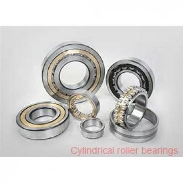 190 mm x 340 mm x 55 mm  NACHI N 238 cylindrical roller bearings