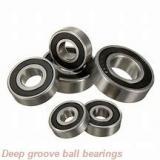 1 mm x 3 mm x 1,5 mm  NSK MR31 deep groove ball bearings