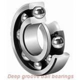 7 mm x 19 mm x 6 mm  ISO F607 deep groove ball bearings
