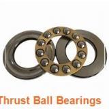 NACHI 53217U thrust ball bearings